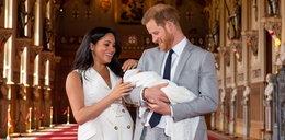 Meghan pokazała synka. Podobny do Harry'ego?