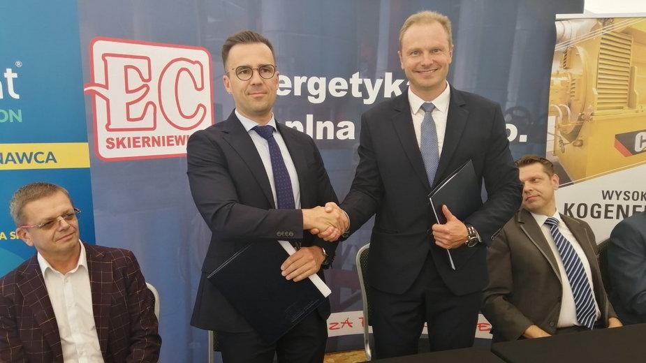 Nowe inwestycje w Energetyce Cieplnej w Skierniewicach