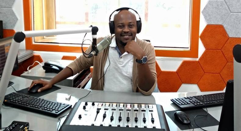 Comedian Alvan Love lands new radio job at Trace FM (Photos)