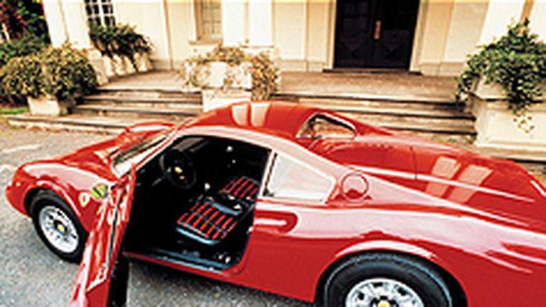 Ferrari Dino 246 GT - Pełnokrwisty rumak z Maranello