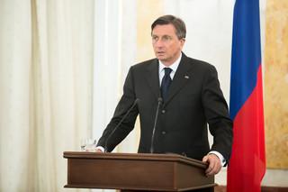 Słowenia: Prezydent Pahor wybrany na drugą kadencję