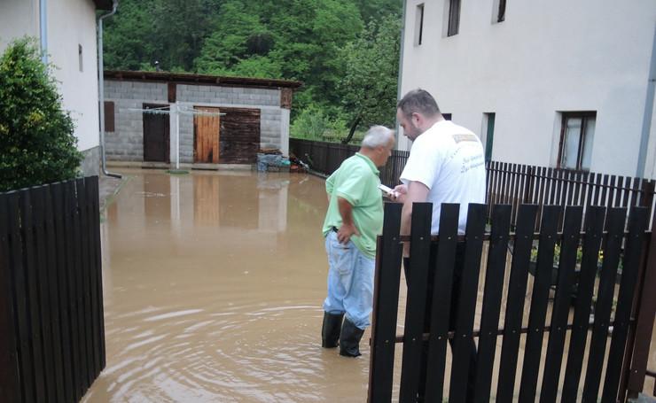 Ivanjica 3 poplave