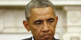 Obama jechał windą z uzbrojonym mężczyzną