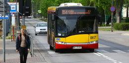 Autobusy na ulicach widmo