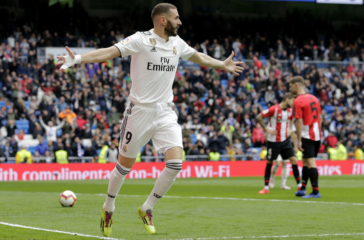 Karim Benzema, FK Real Madrid