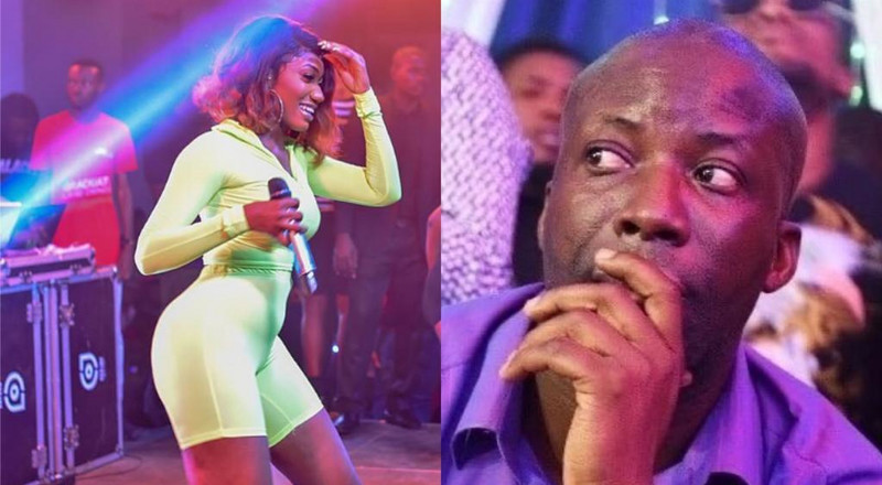 Her songs promote prostitution; Kumchacha takes a dig at Wendy Shay