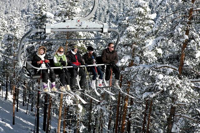 Tornik je jedno od najpoznatijih skijališta