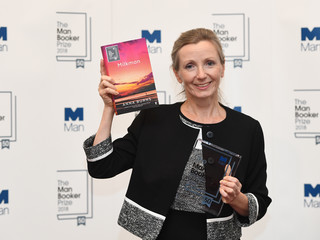 Anna Burns Milkman Man Booker Prize