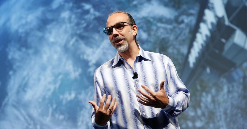 Astro Teller od 2010 roku zarządza działem X w Google'u