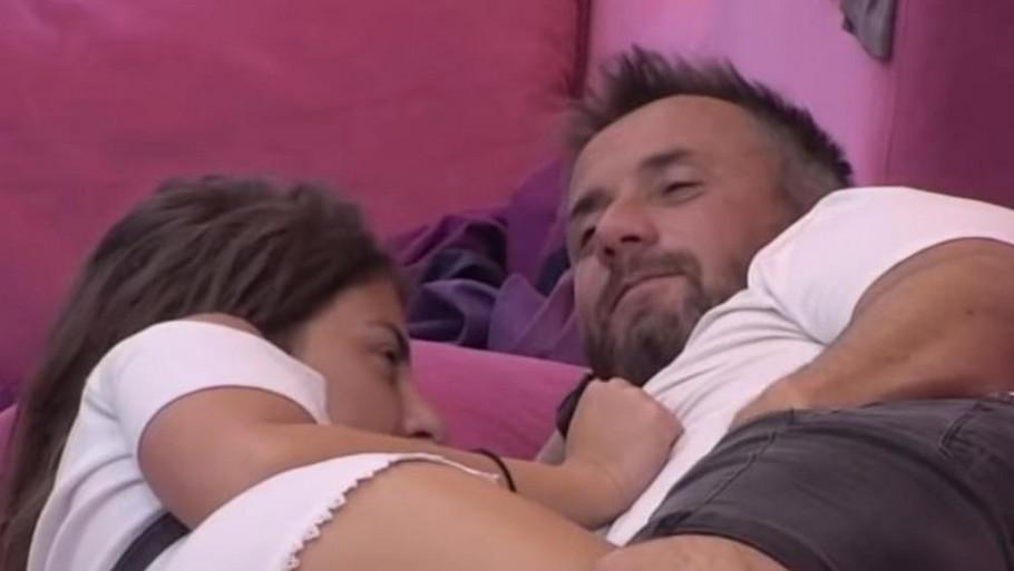 Dragana Mitar i Edis Fetić