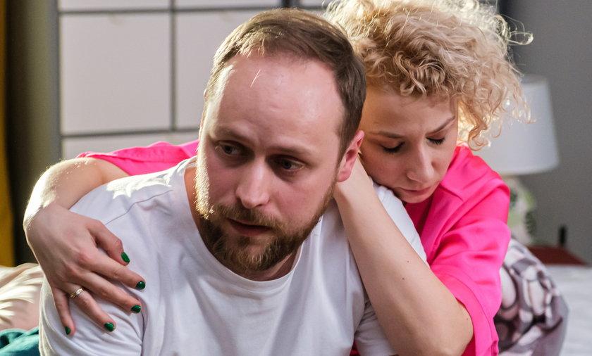 Beata i Paweł bardzo zranili Emila.
