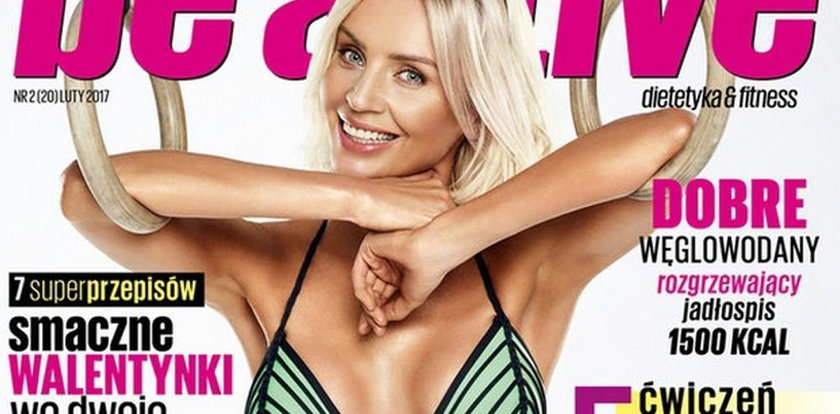 Agnieszka Woźniak-Starak w bikini