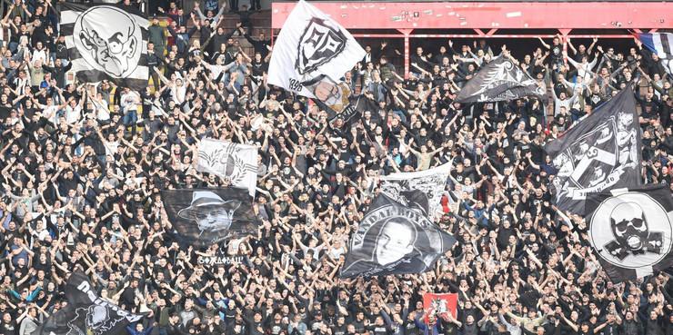 Grobari, FK Partizan