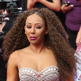 Mel B w fatalnej stylizacji i okropnym makijażu. To naprawdę ona?!