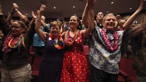 Hawaje zalegalizowały małżeństwa osób tej samej płci