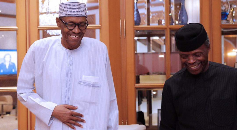Senate moves to strip Buhari, Osinbajo of immunity