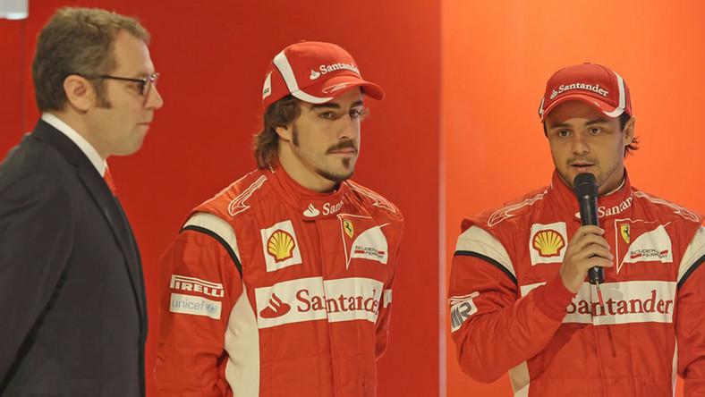 Ferrari wspiera Kubicę