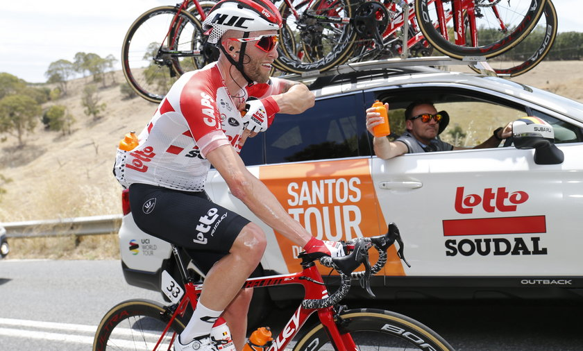 Cycling 2019: Tour Down Under: Stage 1
