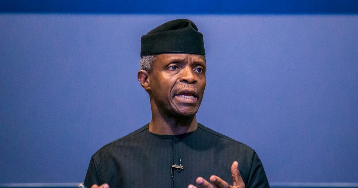 Nigeria, US partnership will continue to produce mutually desirable results – Osinbajo