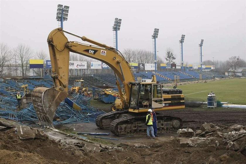 Za kilka dni rusza budowa nowego stadionu dla Arki Gdynia