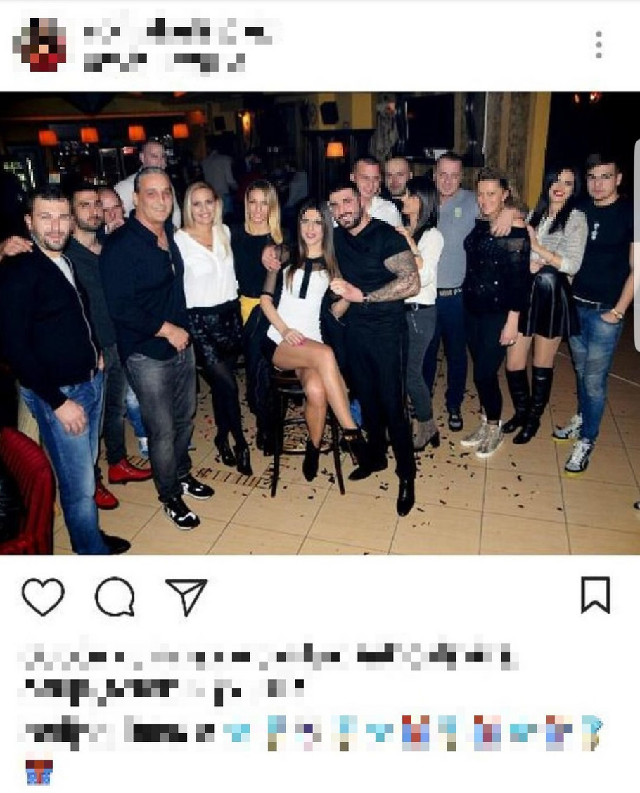 Lolo Laković sa suprugom