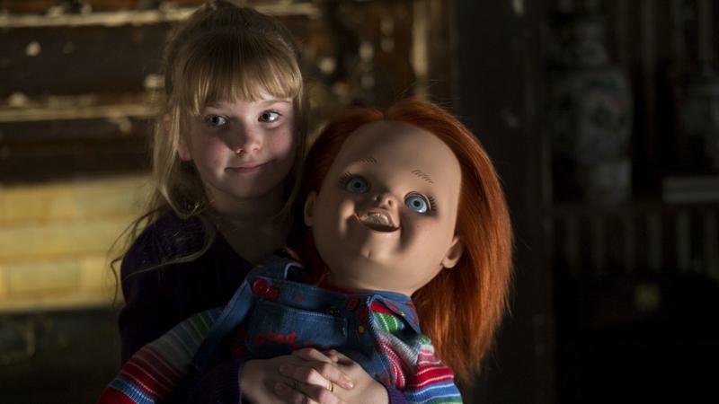 """""""Klątwa laleczki Chucky"""" - kadr z filmu"""
