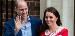 Kate i William pokazali synka tuż po narodzeniu