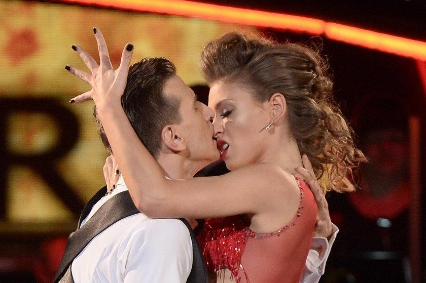 Tomasz Barański i Klaudia Halejcio