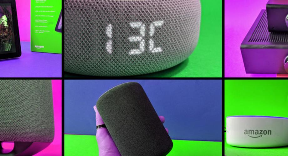 Testsieger: Smart Speaker mit Alexa, Google Assistant und Siri