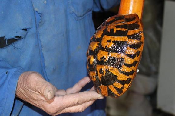 Tamburica od kornjačinog oklopa