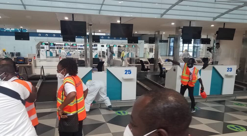 COVID-19: Passengers to pay $150 fee for PCR test at Kotoka Airport