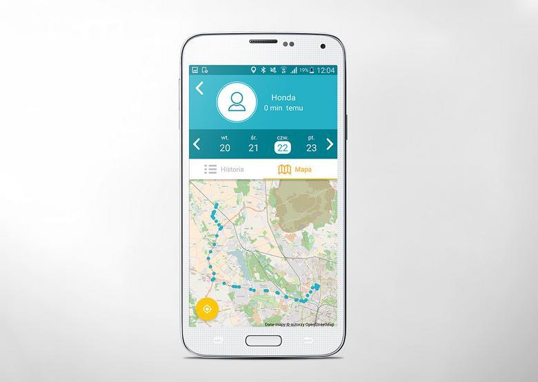 W ramach nowego projektu YU! będzie można lokalizować samochód poprzez beacony z Bluetooth. To najbardziej uproszczony system lokalizacji