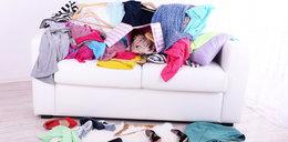 Masz w domu dużo rzeczy? Zobacz co ci grozi