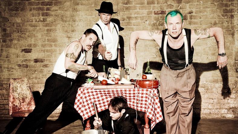 Red Hot Chili Peppers od razu na pierwszym miejscu
