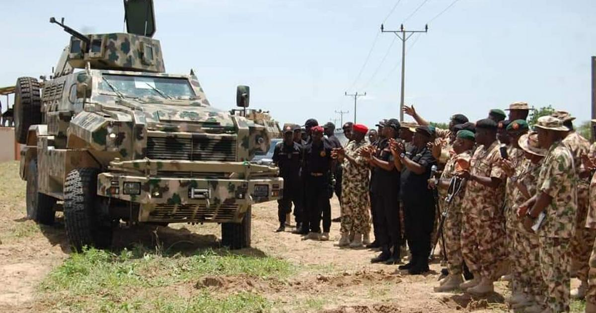 Exercise Crocodile Smile lV: Army warns criminals to surrender illegal weapons - Pulse Nigeria