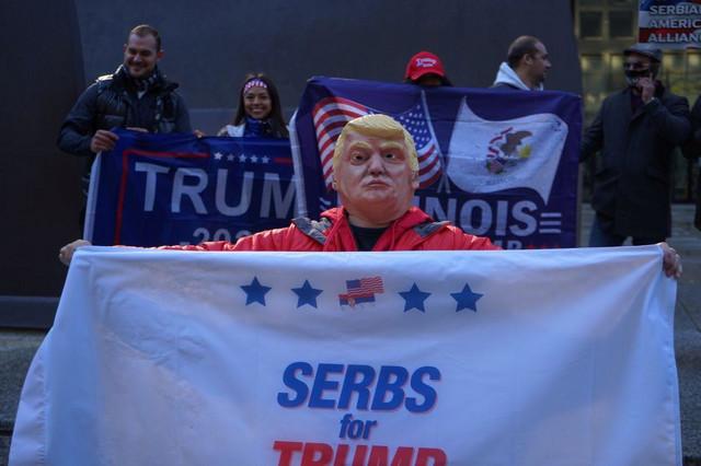 Srbi za Trampa