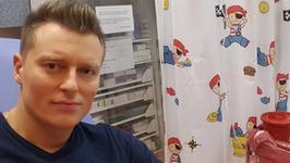 Rafał Brzozowski trafił do szpitala! Leży pod kroplówką