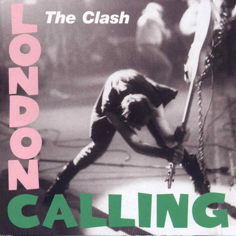 "The Clash - ""London Calling"""