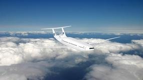 NASA testuje oszczędny silnik odrzutowy