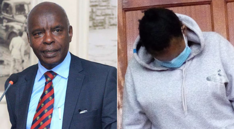 She's a caring lady - Governor Kivutha defends woman accused of Machakos Senator's attempted murder