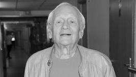 Witold Pyrkosz nie żyje. Miał 90 lat