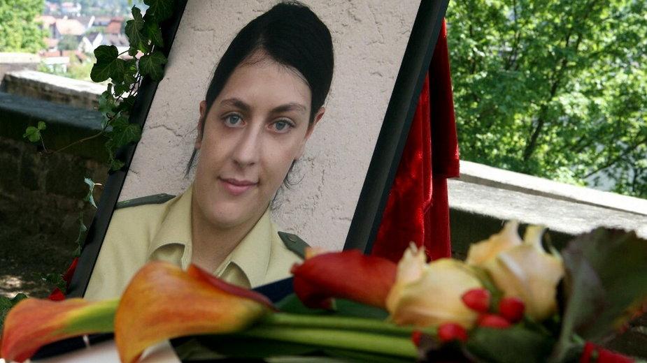 Fotografia zamordowanej policjantki Michele Kiesewetter