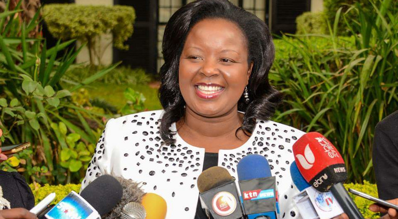 Bishop Margaret Wanjiru is out of ICU – Ezekiel Mutua
