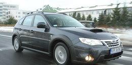 Subaru Impreza XV: kompakt na bezdroża
