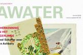 """""""Awater"""", naslovna strana"""