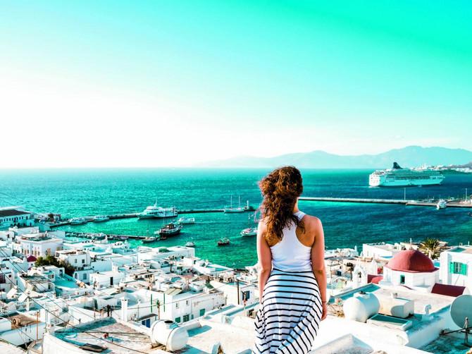 Obišli smo kruzerom ostrva u Grčkoj: Ovakav luksuz se ne zaboravlja!