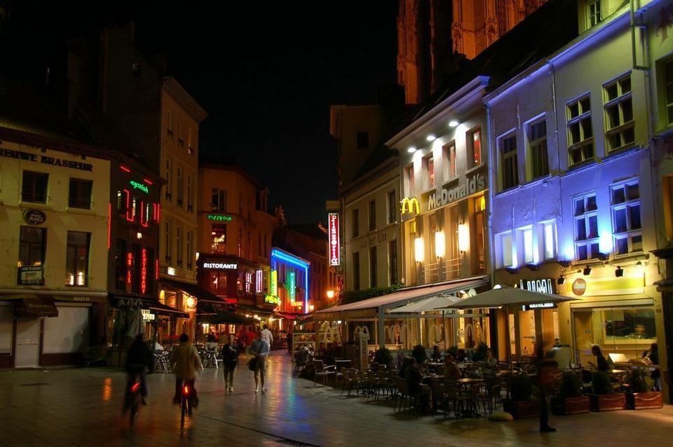 9. Antwerpia, Belgia