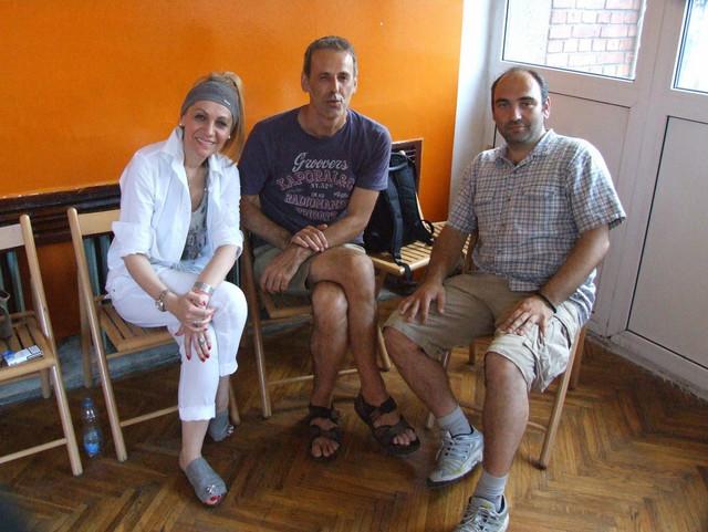 Sofija Lukman, Filip Hansen i prijatelj Marko
