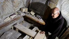 Po raz pierwszy od 500 lat otwarto grób Jezusa