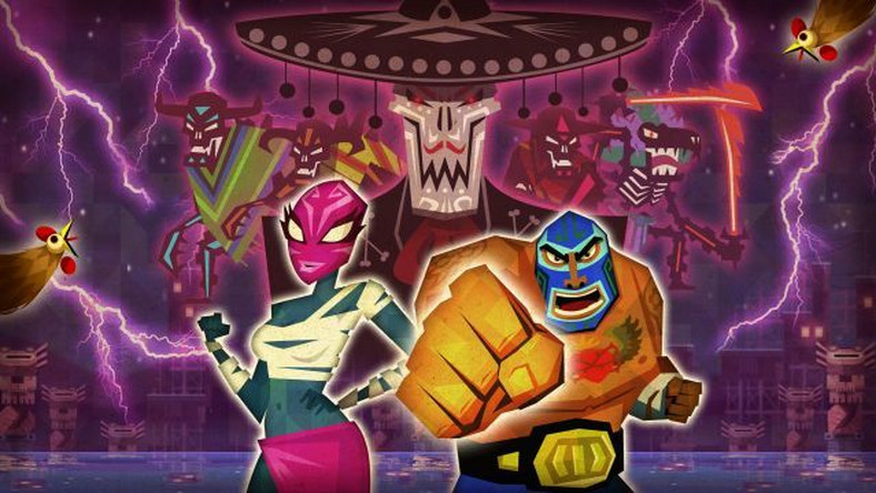 Recenzja: Guacamelee! Super Turbo Championship Edition